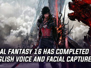 Final Fantasy 16's English voice and facial capture is completed