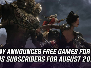 Sony announces free games for PS Plus subscribers for August 2021