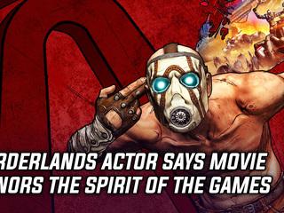 Edgar Ramirez shares how Borderlands movie honors the games