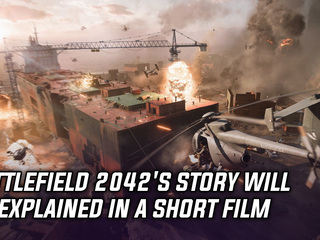 Battlefield 2042's story will be explained in a short film titled Exodus