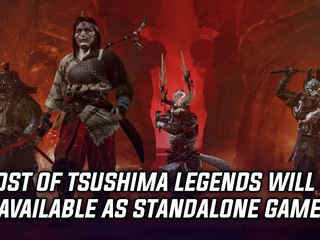 Ghost of Tsushima Legends will be available as standalone game