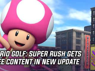 Mario Golf: Super Rush gets free content in new update