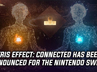 Tetris Effect: Connected has been announced for the Nintendo Switch