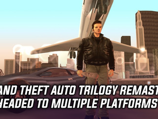 Grand Theft Auto Trilogy remaster is headed to multiple platforms this Fall