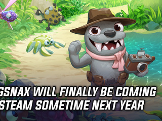 Bugsnax will finally be coming to Steam sometime next year