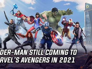 Spider-Man still coming to Marvel's Avengers in 2021
