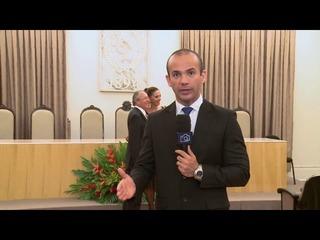 Frisson TV mostra o escritório de Bruno Calaça