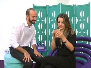 Frisson TV foi conferir o aniversário de Luis Marques