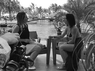 Gaida Dias entrevista Bella Falconi